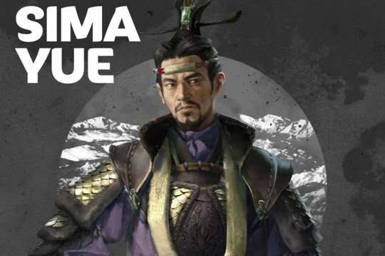 Three Kingdoms – Eight Princes'ta Sima Yue
