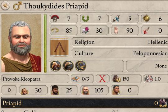 Imperator: Rome'da Geliştirici Ekibi