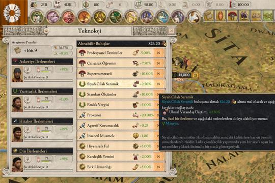 Strategyturk Imperator: Rome Türkçe Çeviri 1.2 (%100) Çıktı