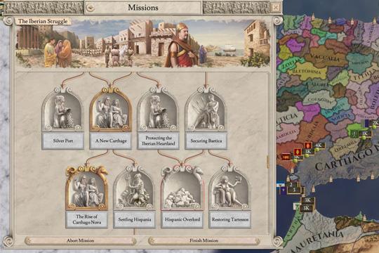 Imperator: Rome'da Pön Görevleri