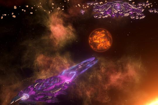 Stellaris'te Lithoidler
