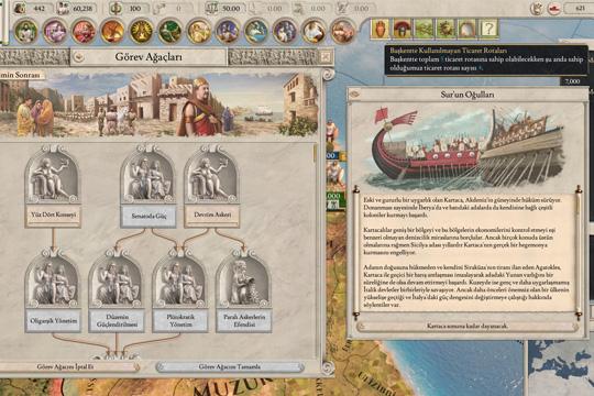 Strategyturk Imperator: Rome Türkçe Yaması 1.3 (%100) Çıktı