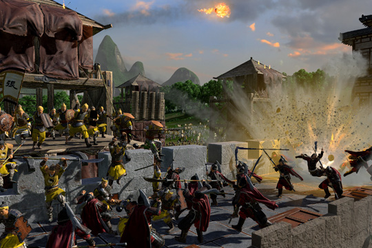 Total War: Three Kingdoms – Mandate of Heaven'e Dair Soru Cevap