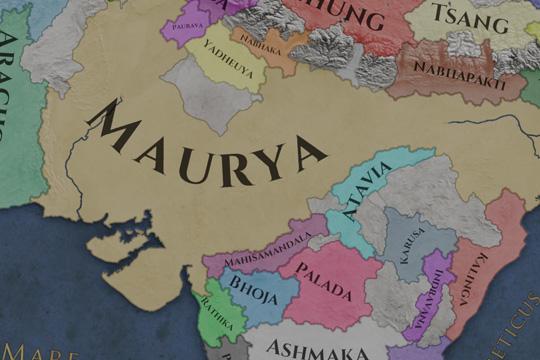 Imperator'da Karakter Sadakati Değişiklikleri ve Hindistan