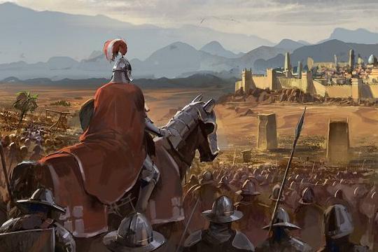 Knights of Honor II: Sovereign'de Oyun Vizyonu