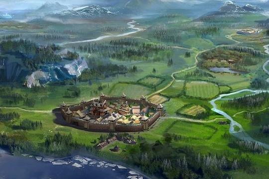 Knights of Honor II: Sovereign'de Oyun Dünyası