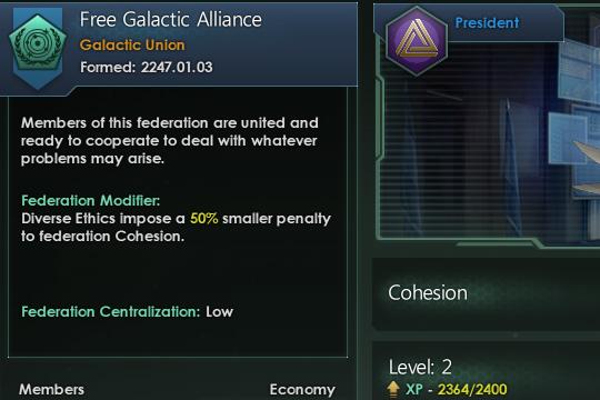 Stellaris'te Federasyonlar Soru Cevap