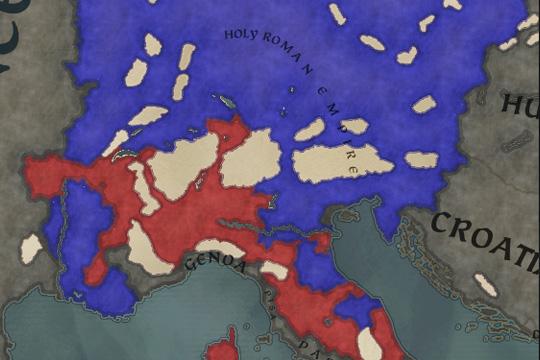 Crusader Kings III'te Örgütleşmeler ve İç Savaşlar