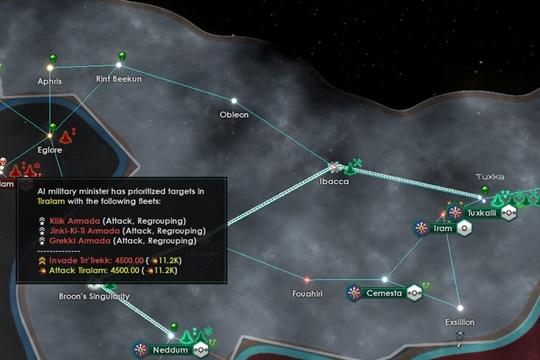 Stellaris'te Yapay Zekanın Yenilenmesi