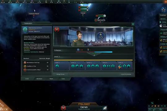 """Stellaris'te 2.6.0 """"Verne"""" Yaması"""