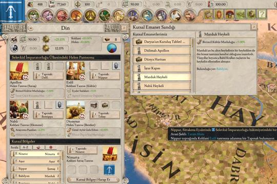 Strategyturk Imperator: Rome Türkçe Yama 1.4 (%100) Çıktı