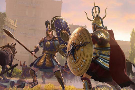 Total War Saga: TROY'da Hektor