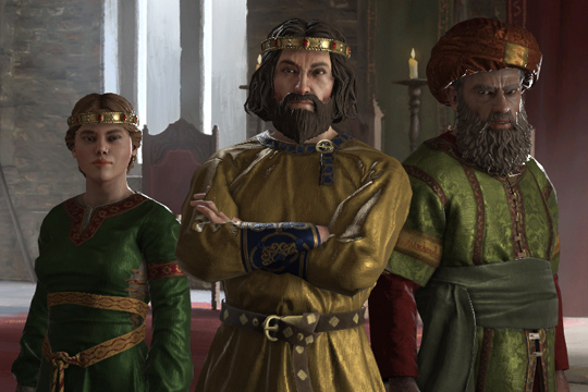 Crusader Kings III 1.1 Yaması