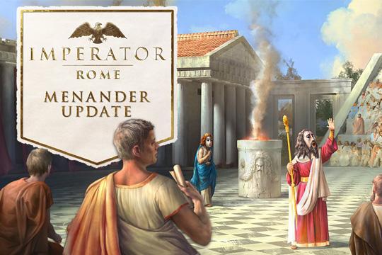 """Imperator'da 1.5 """"Menander"""" Sonrası"""
