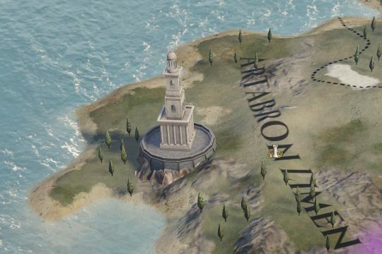 Imperator: Rome'da Büyük Harikalar