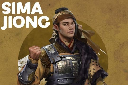 Three Kingdoms – Eight Princes'ta Sima Jiong