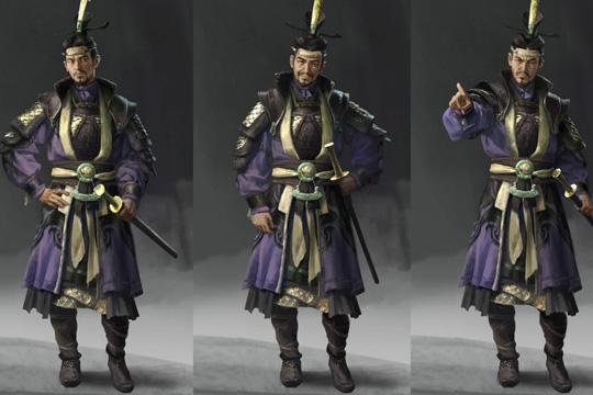 Total War: Three Kingdoms'ta Sekiz Prens Sekiz Çizim