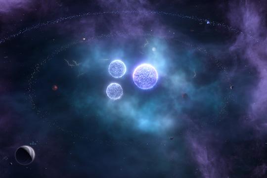 Stellaris: Nemesis'te VFX
