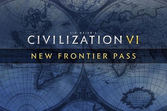 Civilization VI: New Frontier Pass Duyuruldu