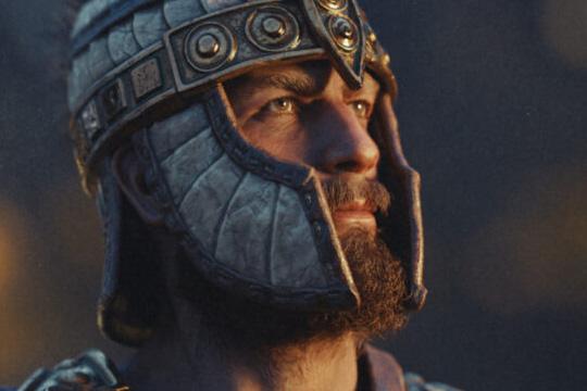 Total War Saga: TROY'da Odisseus