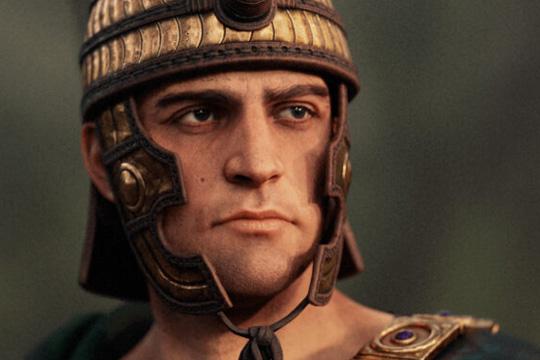 Total War Saga: TROY'da Aeneas