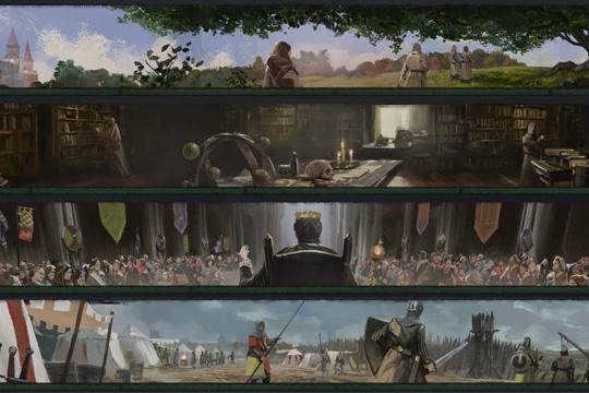 Crusader Kings III'te Hanedan Mirasları