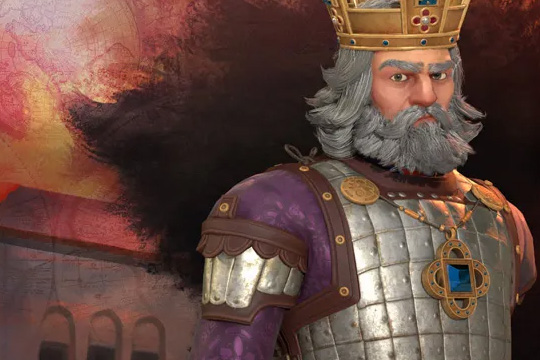 Civilization VI'da Bizans'a 2. Basil Liderlik Ediyor
