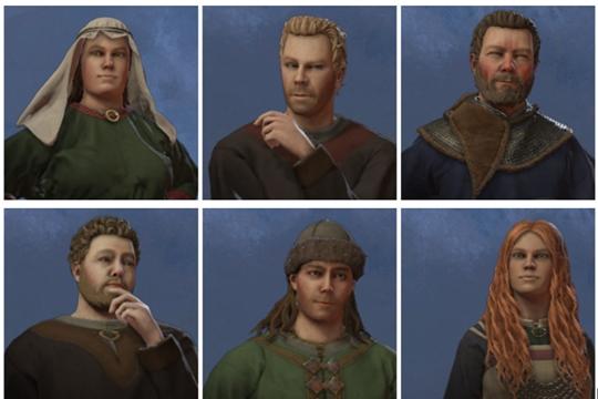 Crusader Kings III'te Yeni Bir Yolculuk Başlıyor