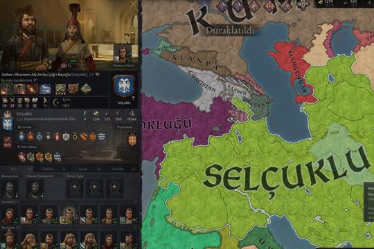 Strategyturk Crusader Kings III Türkçe Yama Çıktı