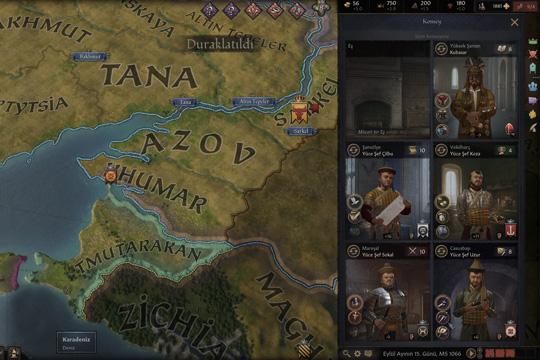 Strategyturk Crusader Kings III Türkçe Yama 1.0.1 (%81.89) Çıktı