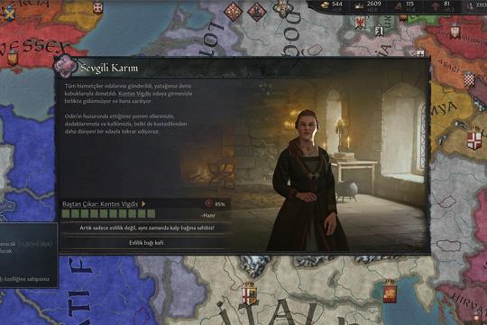 Strategyturk Crusader Kings III Türkçe Yama 1.1 (%94.20) Çıktı