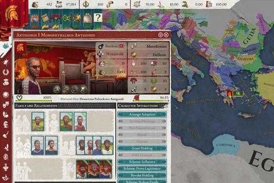 """Imperator'da 2.0 """"Marius"""" ve Yeni Arayüz"""