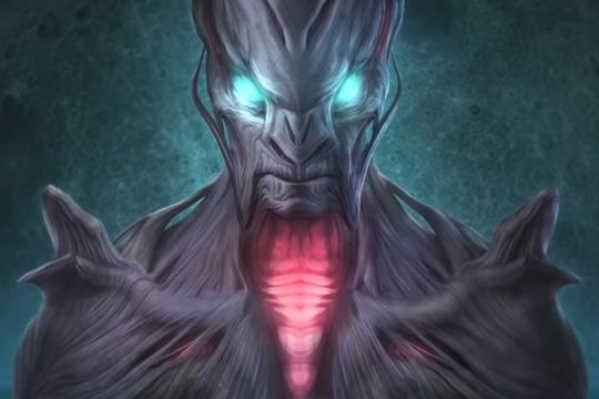 Stellaris'te Necroidler ve Mishar Cabal