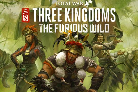 Total War: THREE KINGDOMS – Furious Wild