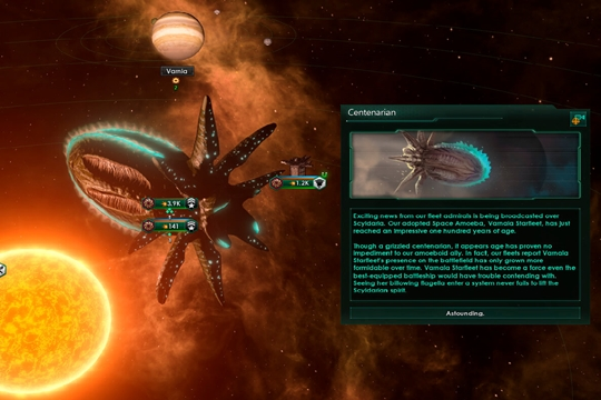 Stellaris'te 2.8 'Butler' Yaması