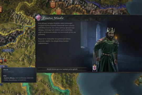 Strategyturk Crusader Kings III Türkçe Yama 1.2 (%100) Çıktı