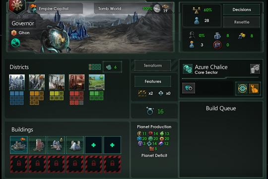 Stellaris'te Öncü Ekonomik Göstergeler