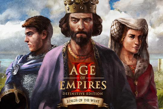 Age of Empires II: Definitive Edition – Lords of the West