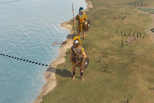 Imperator'da Seçimli Veraset ve Antigonid Görev Ağaçları