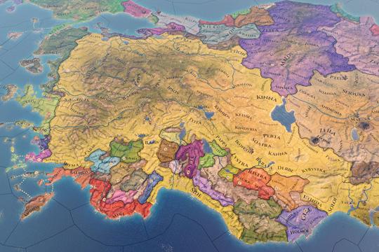 Imperator'da Nüfus Artışı ve Anadolu'daki Harita Değişiklikleri