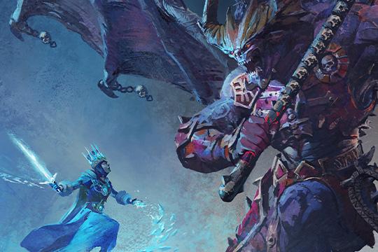 Warhammer III'te Kislev ve Khorne