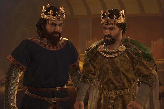 Crusader Kings III'te Düellolar