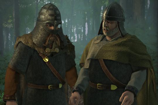 Crusader Kings III'te Northern Lords İçerikleri