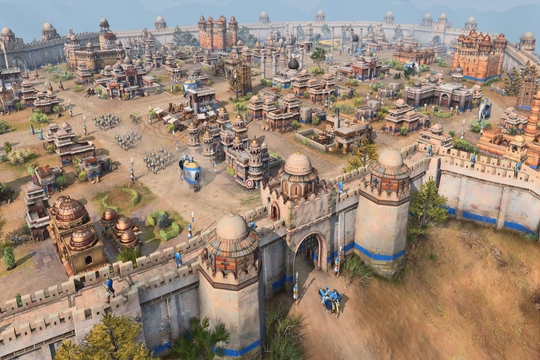 Age of Empires IV'te Delhi Sultanlığı