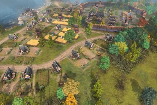 Age of Empires IV'te İngilizler