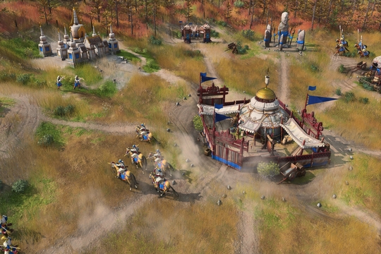 Age of Empires IV'te Moğollar