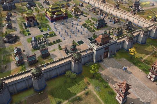 Age of Empires IV'te Çinliler