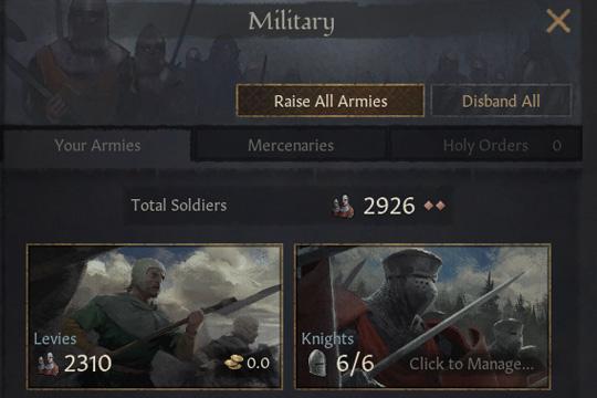 """Crusader Kings III'te """"Azure"""" Yaması ve Multiplayer İyileştirmeleri"""