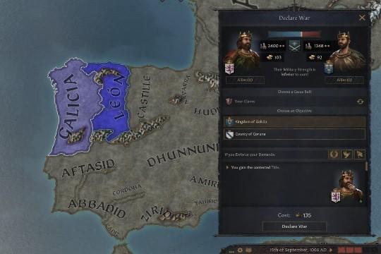 Crusader Kings III'te Paralı Askerler, Garnizonlar ve Örgütleşmeler