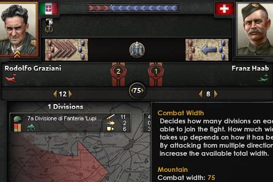 Hearts of Iron IV'te Muharebe Genişliği, Zırh ve Dayanıklılık
